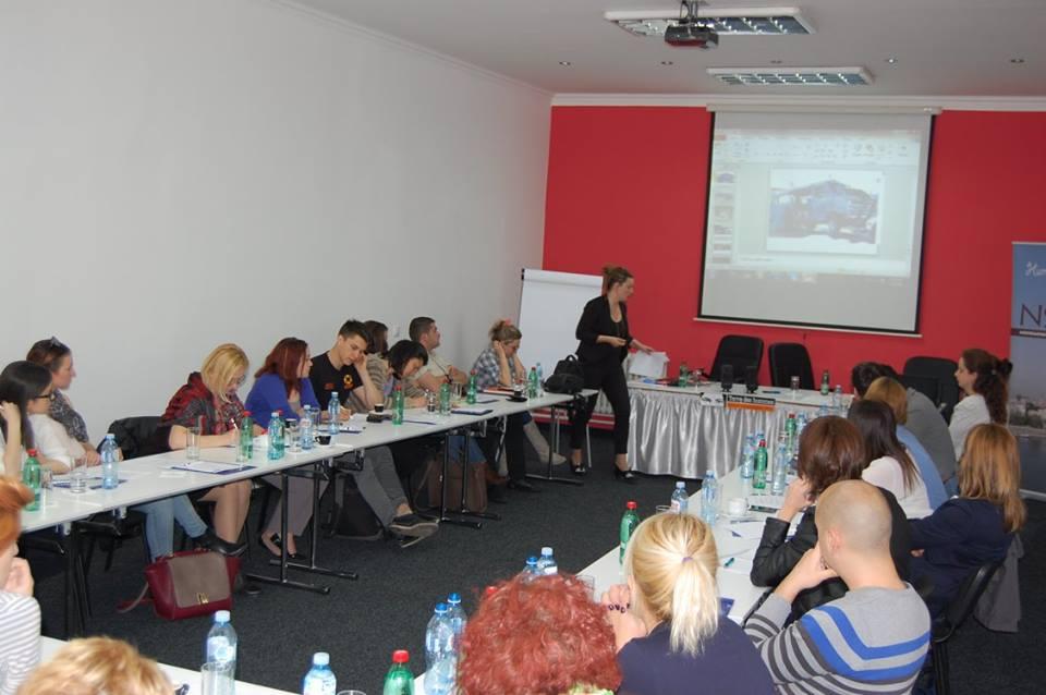 Trgovina ljudima u kontekstu izbegličke krize NVO Atina