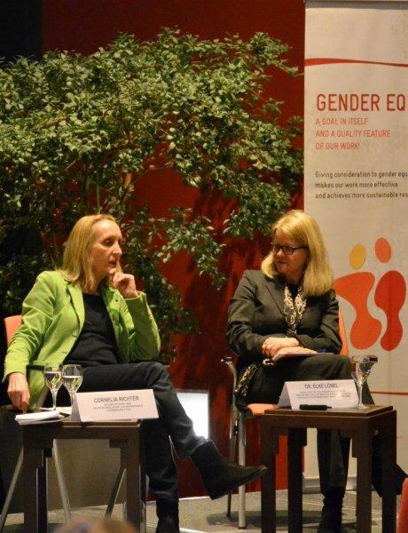 Foto: © GIZ/Gabriel N'Gawandji GIZ Migration and Human Trafficking: Examining the Gender Dimensions