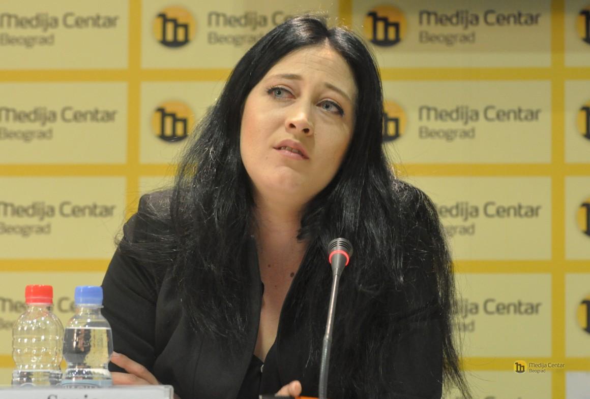 Sanja Kandic UG Atina o femicidu