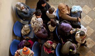 Okrutne ulice podstiču žene izbeglice da idu ka Evropskoj uniji