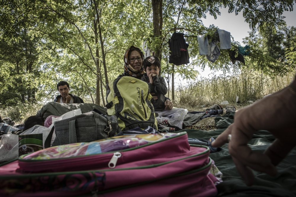 Unknown and exploited: Europe's new arrivals NGO Atina